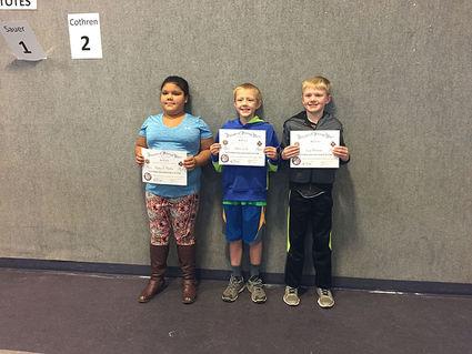 Veterans Essay Contest Winners  The Wahkiakum County Eagle