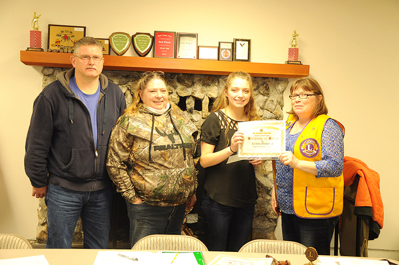 photo lettering editor students of the month the wahkiakum county eagle 10897